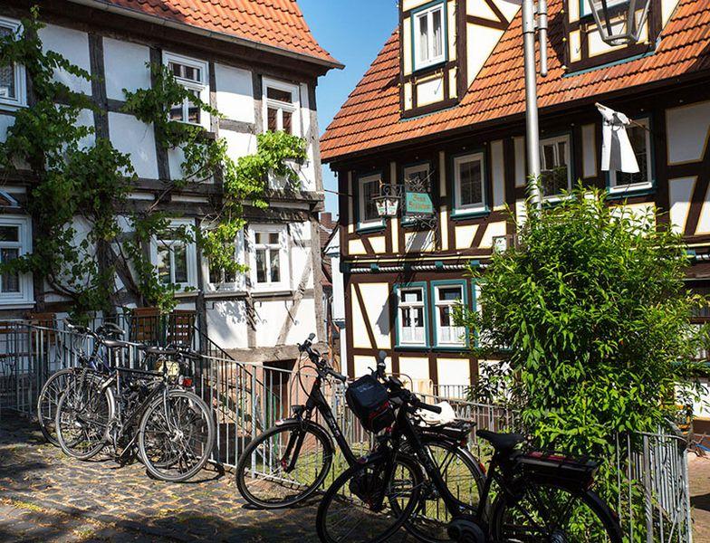 Radtour durch den Vogelsbergkreis