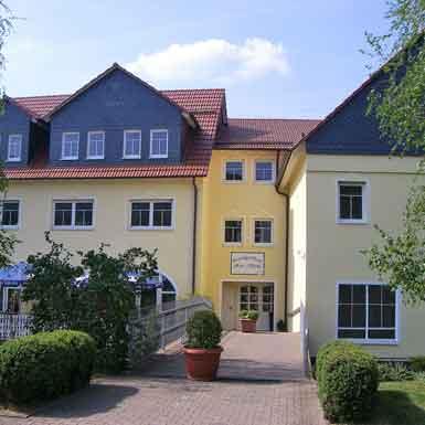 Gasthaus zur Birke Vogelsberg - Entspannung Hessen Deutschland