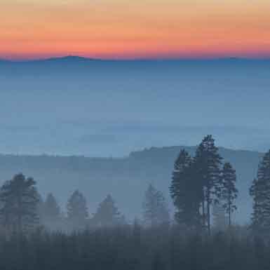 Naturpark Geopark Vogelsberg Vulkangebiet