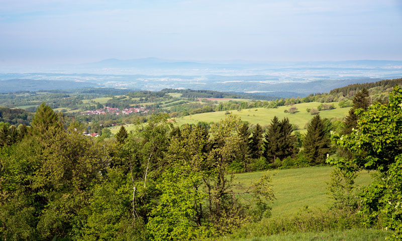 Vogelsbergtouristik - Urlaub und Erholung im Vogelsberg