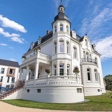 Radweg Vogelsbergkreis - Hotel Villa Raab