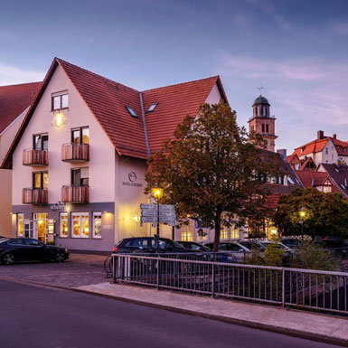 Romantikhotel Schubert - Radtour Vogelsberg