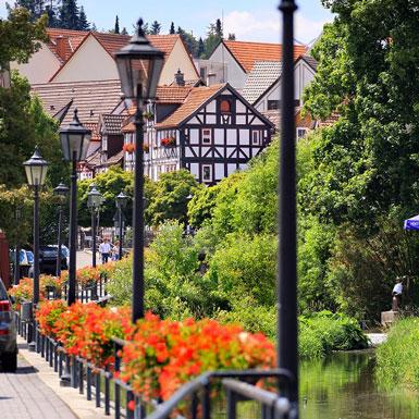 Stadt Lauterbach Vogelsbergkreis - Radwanderung