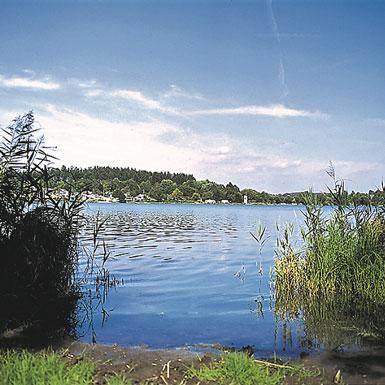 Radwege in Hessen - Vulkanpark Nieder-Moos