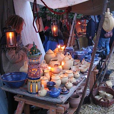 Weihnachtsmärkte in der Vulkanregion Vogelsberg