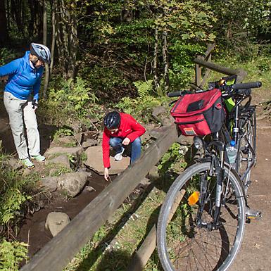 Vom hohen Vogelsberg bis ins Rhein-Main-Gebiet auf der Niddaroute