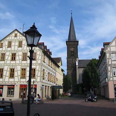 Grünberg Altstadt